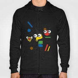 Ooh Zoo – art-series, Miro Hoody