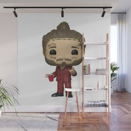 Post Portrait Malone Wall Mural