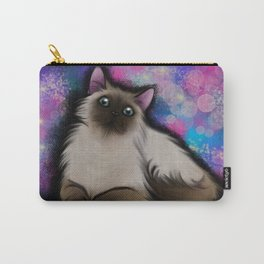 Charity the Cat Carry-All Pouch