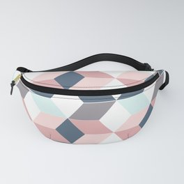 Starry cubes Fanny Pack