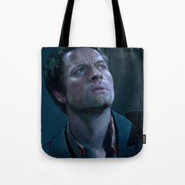 Castiel. Season 9 Tote Bag