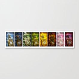 Unied Colors of Big Ben Canvas Print