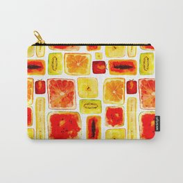 Juicy cubism Carry-All Pouch