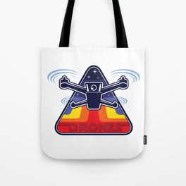 X-Wing Drones Tote Bag