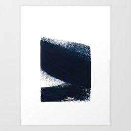 minimal 3 Art Print