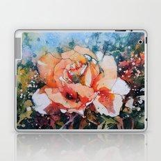 Everythings Peachy . . . Batik Peach Rose Laptop & iPad Skin