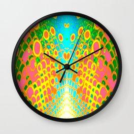 Engage Plasma Beam Wall Clock