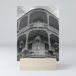 New Orleans Architecture Mini Art Print