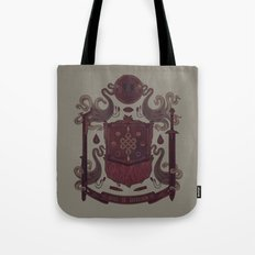 Born in Blood Tote Bag