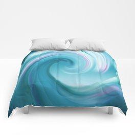 Blue wave 209 Comforters