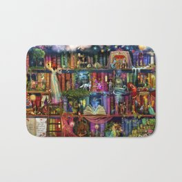 Whimsy Trove - Treasure Hunt Bath Mat