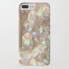 Unicorn Horn Aura Crystals Slim Case iPhone 7 Plus