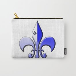 NOLA Disability Pride Carry-All Pouch