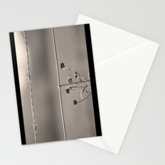 Behind The Barricades  Stationery Cards