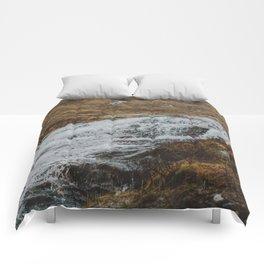 Glen Etive, Scotland Comforters