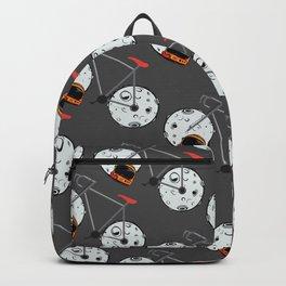 Bike moon Backpack
