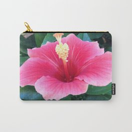 The Hibiscus Among Us Carry-All Pouch