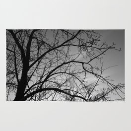 November Tree Rug