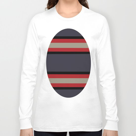 The Boldest Stripes, Long Sleeve T-shirt