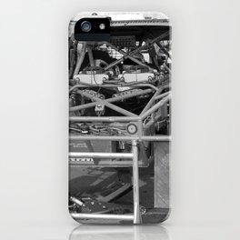 Track Noir TORC #3 iPhone Case
