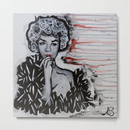 Seven Year Itch Metal Print
