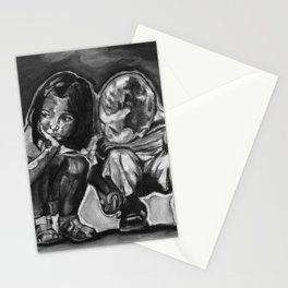Embracing Your Skin Stationery Cards