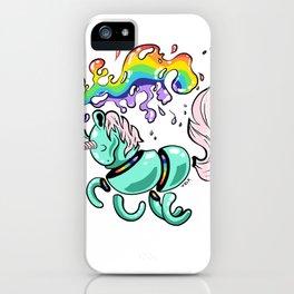 Gummy Unicorn iPhone Case