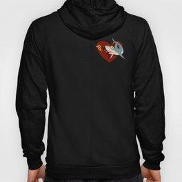 Pizza Shark Hoody