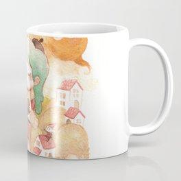 Hilda Whimsical World Coffee Mug