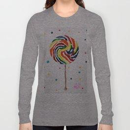 """""""Lollipop"""" Long Sleeve T-shirt"""