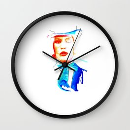 brigitte  Wall Clock