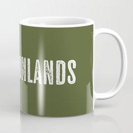 Deer: Canyonlands, Utah Coffee Mug