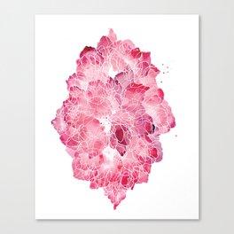 Pink Matter Canvas Print