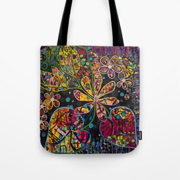 Divine Garden Tote Bag