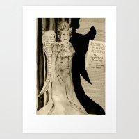 Florence Foster Jenkins Art Print