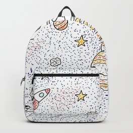 Need space, alone Backpack
