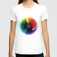 sound T-shirts featuring Pantune - The Color of Sound by Davies Babies