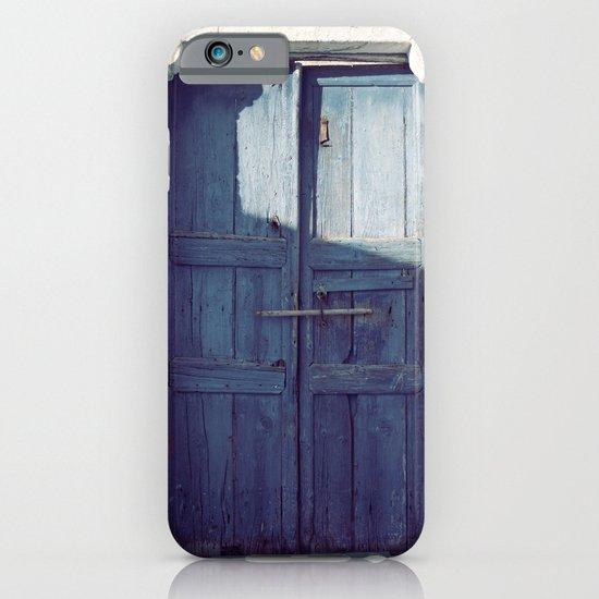 Santorini Door I iPhone & iPod Case