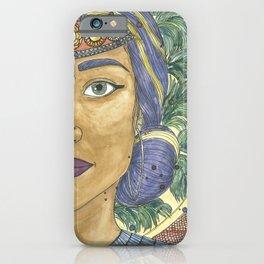 Vashti iPhone Case