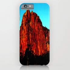 The red Rock iPhone 6s Slim Case