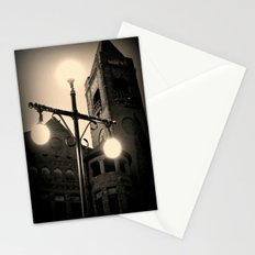 Preston Castle ~ twilight exterior Stationery Cards