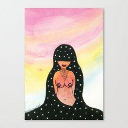 Balé Canvas Print