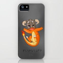 CHAR-MAN-DAAAAH!! iPhone Case
