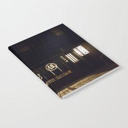 Ryokan in Koyasan Notebook