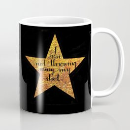 Not Throwing Away My Shot Coffee Mug