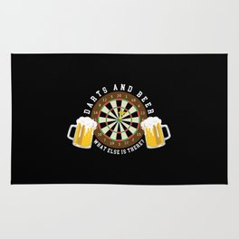 Weekend Forecast - Darts with a Chance of Drinking Rug