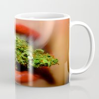 cannabis Mugs featuring The Cannabis Queen by Vivisuals Photography