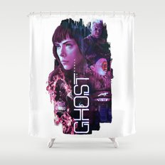 Is she really human Shower Curtain