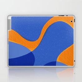 Orange Pop | Happy modern Art Laptop & iPad Skin