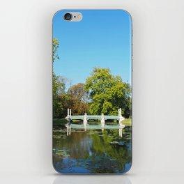 Pont des Grands Hommes iPhone Skin